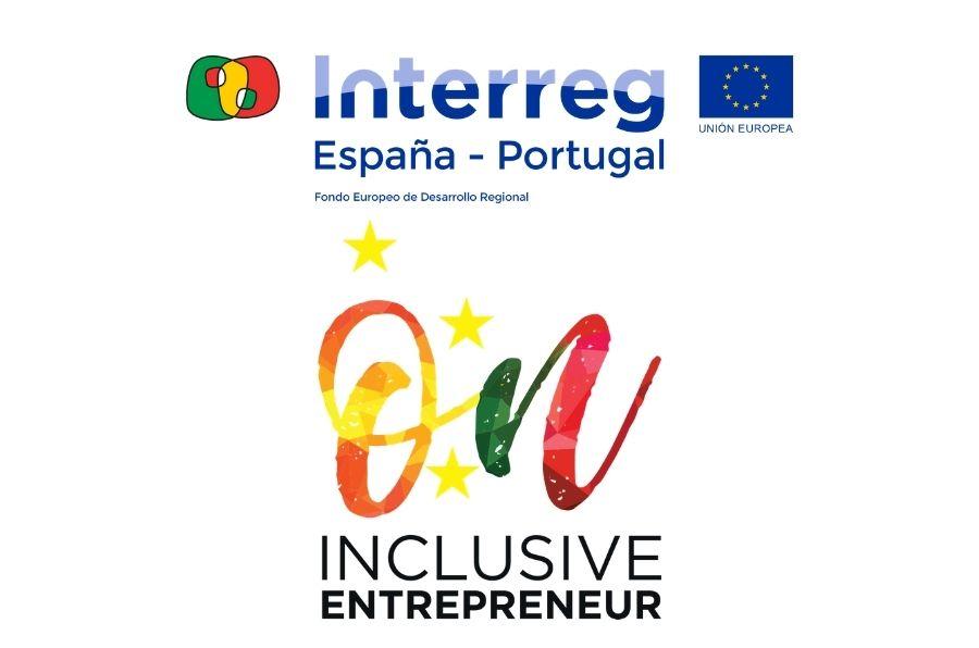Logotipos del proyecto On inclusive Entrepreneur
