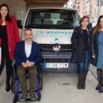 ASPAYM Castilla y León recibe una donación de 4000€ por parte de Obra Social laCaixa
