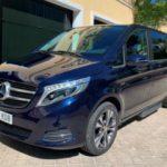 En venta Mercedes-Benz V250 adaptada PMR (8 Plazas)
