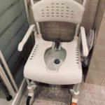 Silla de baño y wc marca ETAC