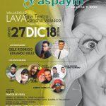 """Salen a la venta las entradas para la Gala del Humor ASPAYM, dentro del ciclo """"Valladolid Sonrisas"""""""