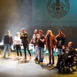 La Gala del Humor de ASPAYM Castilla y León llena el LAVA de carcajadas