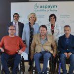 ASPAYM Castilla y León recibe a la consejera de Sanidad Verónica Casado en su sede de Valladolid