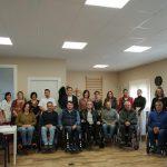 Profesionales de toda España se reúnen en Matapozuelos en torno al proyecto FISIOMER de ASPAYM Castilla y León