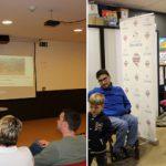 ASPAYM Castilla y León acoge una jornada sobre actividad física y deporte en niños con discapacidad de la Escuela de Familia del Grupo Recoletas