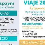 Abierta la inscripción para el viaje de socios 2020 a Estepona en el mes de septiembre
