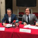 ASPAYM Castilla y León y la Cámara de Comercio de Ávila firman un convenio por la inclusión laboral