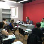 Comienza el curso de Conserje/Ordenanza para personas con discapacidad, organizado por ASPAYM CYL y la Cámara de Comercio de Ávila
