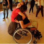 Talleres de danza inclusiva organizados por ASPAYM Castilla y León