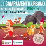 ASPAYM Castilla y León abre las inscripciones para su II Campamento Urbano de Ocio Inclusivo en Burgos