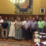 La Diputación de Palencia firma un convenio con ASPAYM Castilla y León