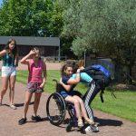 Más de 100 niños con y sin discapacidad inician el XXI Campamento ASPAYM para disfrutar del ocio inclusivo