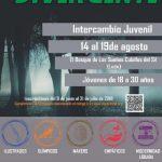 60 jóvenes, con y sin discapacidad, de España y Portugal, participan en el intercambio juvenil Divergente