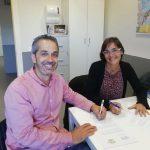 ASPAYM Castilla y León firma un convenio con la Asociación de Apoyo a las Familias con Enfermedades Raras y sin Diagnosticar