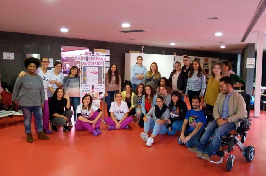 Participantes de la jornada en León