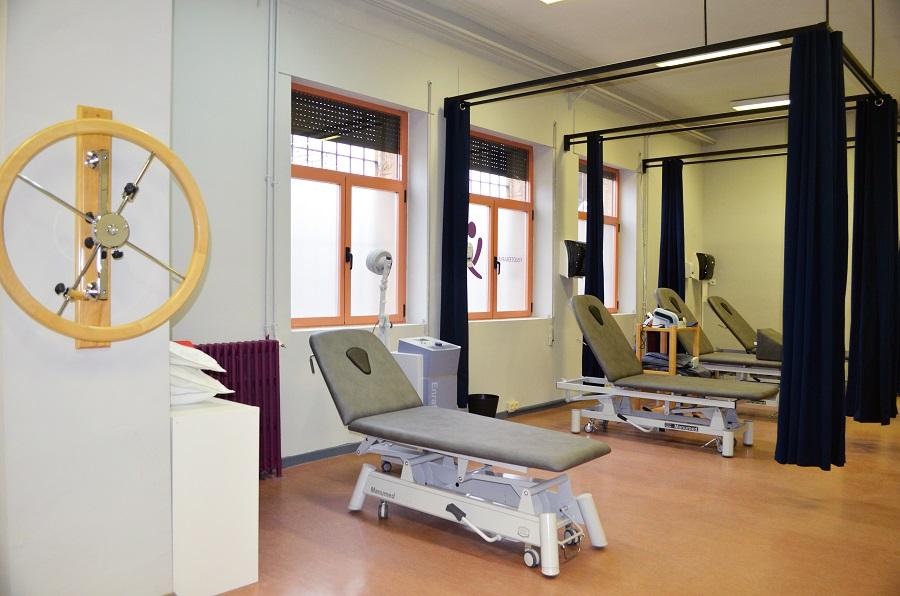 Fotografía de las instalaciones de FISIOMER en Villadiego