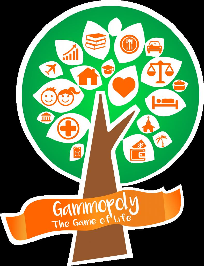 Logo del proyecto Gammopoly