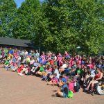 Comienza el XXII Campamento ASPAYM para más de 120 niños con y sin discapacidad
