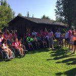 El XXII Campamento ASPAYM culmina con el deporte inclusivo como protagonista