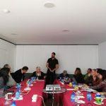 ASPAYM Castilla y León acoge la última reunión del proyecto VAPETVIP