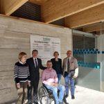 CONFAE y ASPAYM CyL en Ávila firmarán un convenio de colaboración en empleo, formación y accesibilidad