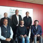 ASPAYM Castilla y León cierra sus Desayunos Informativos en Valladolid con la visita del Partido Popular