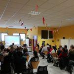 """Dabiz Riaño, diagnosticado de ELA, presenta su proyecto """"7 lagos 7 vidas: empieza la aventura"""" en la sede de Burgos de ASPAYM Castilla y León"""