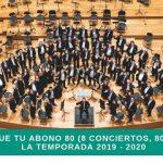 Abono 80 - Orquesta Sinfónica Castilla y León