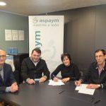 ASPAYM Castilla y León y ASVAPAHE renuevan su acuerdo de colaboración