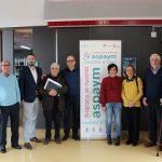 Primera reunión de la comisión del Programa de Mayores de ASPAYM Castilla y León