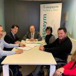 ASPAYM Castilla y León y Rodríguez-Monsalve Abogados firman un acuerdo de colaboración