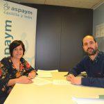 ASPAYM Castilla y León y LEROY MERLIN VALLADOLID renuevan su convenio para adaptar hogares de personas con discapacidad