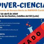 """APLAZADO: Abiertas las inscripciones del Campamento de Semana Santa """"Diver-Ciencia"""""""