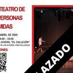 SIEP: Teatro de las Personas Oprimidas (CURSO APLAZADO)