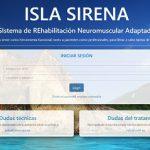 ASPAYM posibilita la rehabilitación a sus socios a través de la plataforma ISLA SIRENA