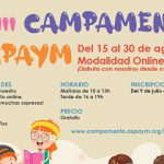 ASPAYM abre las inscripciones para su Campamento Online, dirigido a niños y jóvenes con y sin discapacidad
