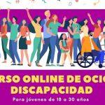 Abiertas las inscripciones del Curso Online de Ocio y Discapacidad
