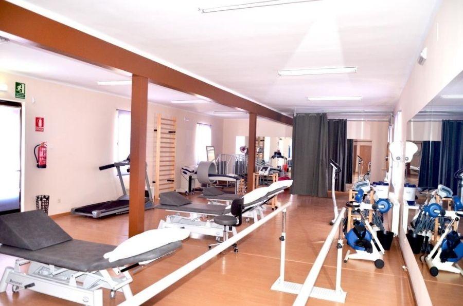 Instalaciones del proyecto pionero FISIOMER en Sahagún
