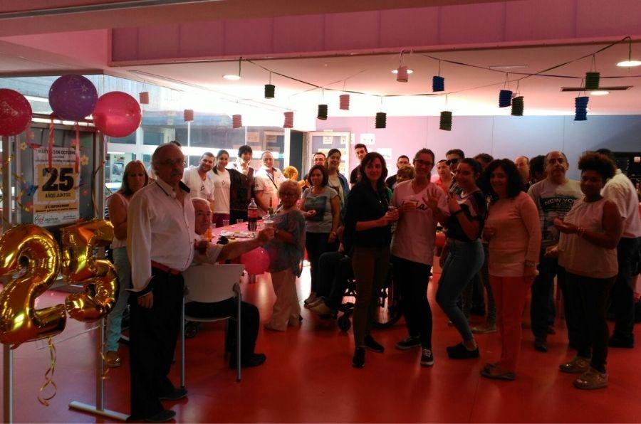 Celebración 25 aniversario en León