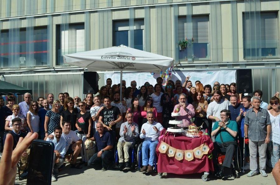 Celebración 25 aniversario en Valladolid