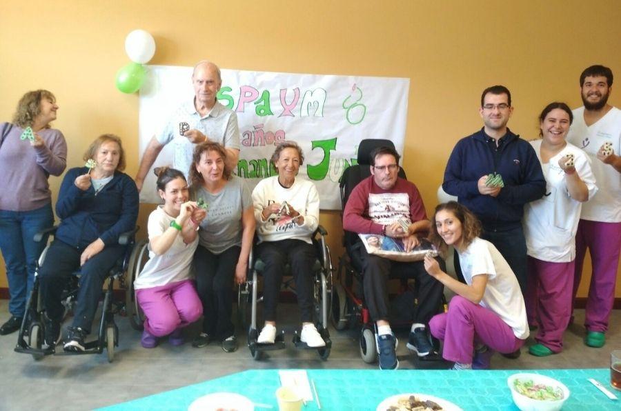 Celebración del 25 aniversario en Burgos