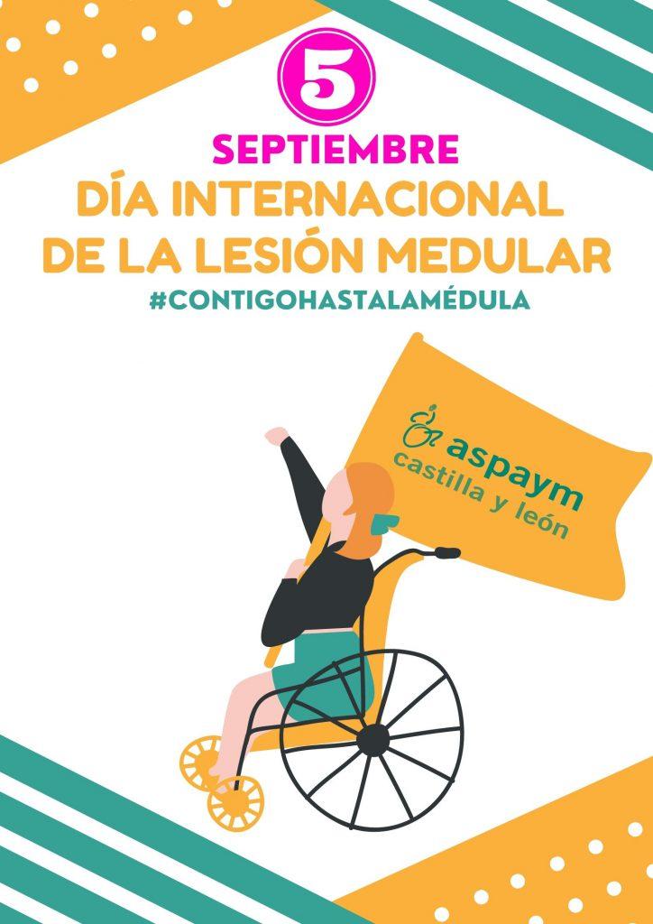 Carltel campaña día de la Lesión Medular