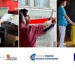 ASPAYM Castilla y León amplía sus servicios de limpieza y servicios auxiliares gracias a las subvenciones cofinanciadas por el Fondo Social Europeo