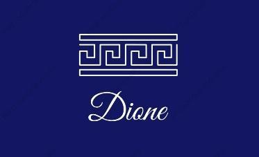 Logo Dione youth organization