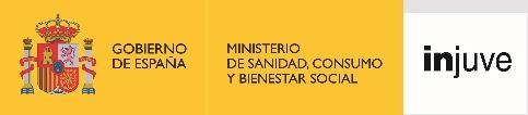 Logo Gobierno e Injuve