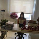 El caso de éxito de Lara: un contrato por un año en el Ayuntamiento de Burgos