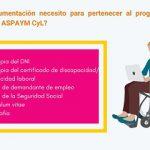 ASPAYM Castilla y León retoma su programa de empleo de forma presencial