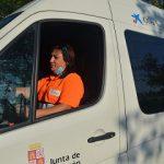 El caso de éxito de Felisa: usuaria con discapacidad insertada como conductora