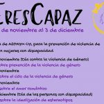 ASPAYM Castilla y León lanza la campaña #EresCapaz con motivo del Día de la Eliminación de la Violencia contra la Mujer