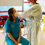 ASPAYM CYL comienza la vacunación de la COVID-19 a residentes y trabajadores